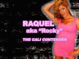 """Raquel """"Rocky"""" Santiago"""