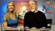 "Lori Fetrick ""Ice"" American Gladiators"