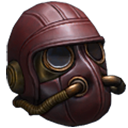 Enclosed Padded Helm