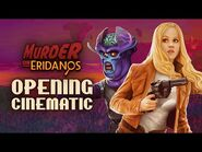 The Outer Worlds- Murder on Eridanos – Official Opening Cinematic