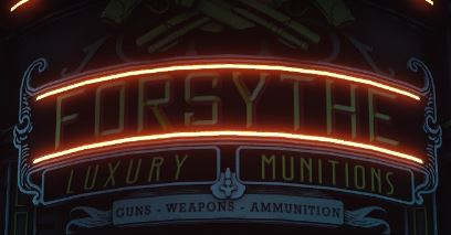 Forsythe Luxury Munitions