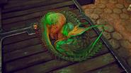 Sleeping Raptidon
