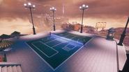 Pool Plaza - Knockout Court