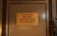 Olympus Orbital Pharmaceutical Station - Cafeteria Menu