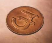 Harlow's emblem (log)