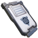 Labyrinth security personnel ID cartridge