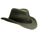 Hat, wide-brimmed