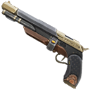 Auto-Mag pistol