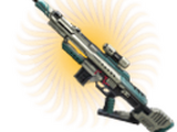 Sublight sniper rifle