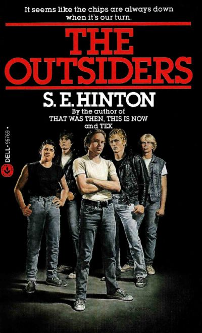 Category Book Covers The Outsiders Wiki Fandom