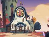 La Casa Búho (lugar)