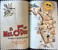 Mel-O-Dee map