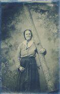 Northerner peculiar woman