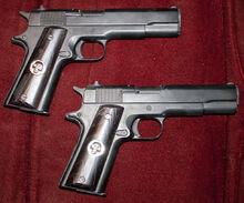 Phantom's Colt Pistols
