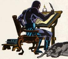 Phantom Writing