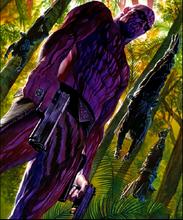 Kit Walker Phantom No Suit