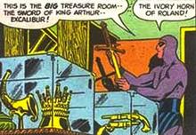 Major Treasure Room