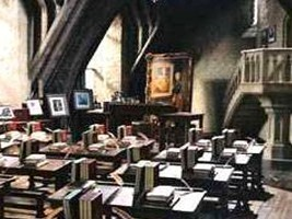 Defense Against The Dark Arts Classroom The Potterverse Experience Wiki Fandom