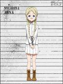 Анна в аниме адаптации