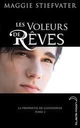 The Dream Thieves, French cover