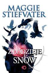 The Dream Thieves, Polish cover