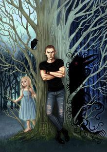 Ronan Lynch, Orphan Girl, Cainsaw and the Night Terror.jpg