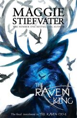 The Raven King, US paperback cover