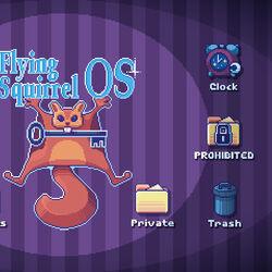 Flying Squirrel OS