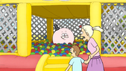 S6E22.054 Pops Popping Out of the Ball Pit