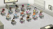 S6E21.052 Party Horse Classroom