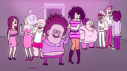 S2E09.140 Muscle Man and HFG Enjoying the Party