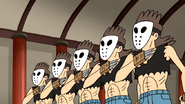 S4E13.208 11 Masked Guards Ready to Fight