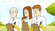 S7E29.012 Scientists Writing it Down