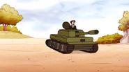 S6E18.224 Rich Steve in a Tank