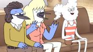 S6E01.197 Everyone Laughing at Mordecai's Joke