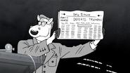 S6E21.156 Party Horse Defeats Truman
