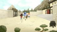 S4E13.114 The Guys Running Towards the Dojo