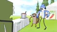 S7E19.080 Gene Catching Mordecai and Rigby