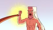 S4E13.271 Grand Master Blocking Rigby's Punch