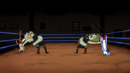 S5E36.149 German Suplexes for Mordecai and Rigby