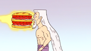 S4E13.311 Grand Master Before Eating the Double Death Sandwich