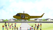 S6E20.154 Chopper 6 Taking Off