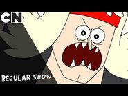 Regular Show - Attacked by Christmas Birds - Cartoon Network
