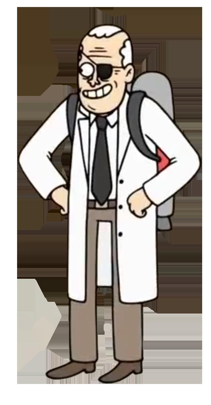 Dr. Reuben Langer
