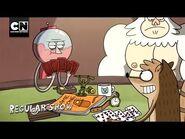 Benson's Luck - Regular Show - Cartoon Network
