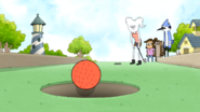 S6E03.062 Everyone Sees the Ball Goes in the Hole