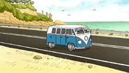 S6E19.038 Skips Driving Mordecai and Rigby