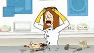 S7E32.129 Pam Shocked She Hit Benson