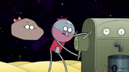 S8E09.106 I guess it's hard being single and in space