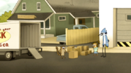 S6E06.134 Rigby Sets Another Box Down
